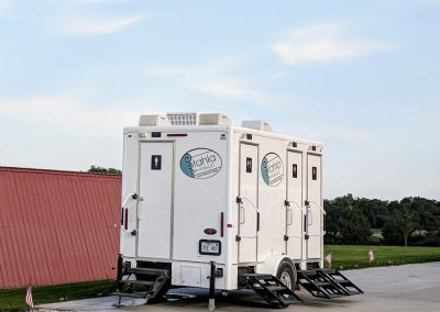 Shower and Restroom Trailer Rentals IMG 20180629 192012 400x284 - 10 Station Restroom Trailer