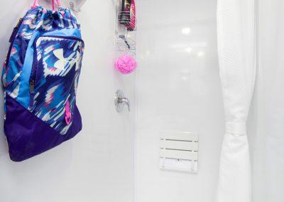Shower and Restroom Trailer Rentals 28 Shower Trailer Interior 1 400x284 - 8 Station Shower Trailer