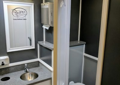 Shower and Restroom Trailer Rentals IMG 20170717 151249 1 400x284 - 10 Station Restroom Trailer