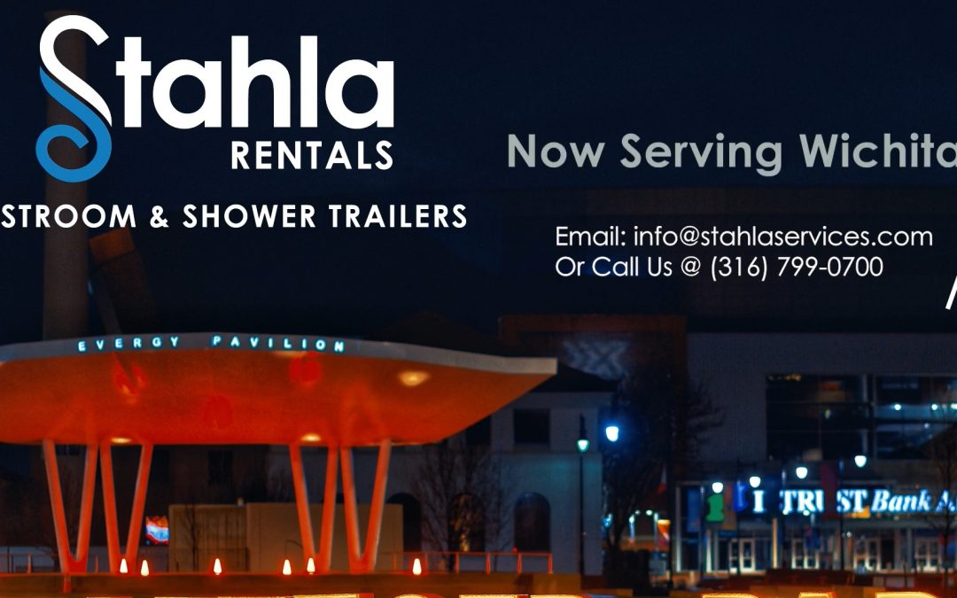 Restroom and Shower Trailers in Wichita