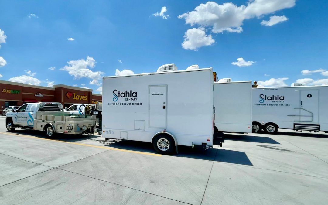 Benefits of a reliable long term mobile bathroom provider